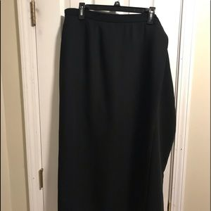 Style and co women collection wrap skirt